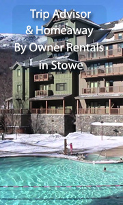 stowe by owner rentals